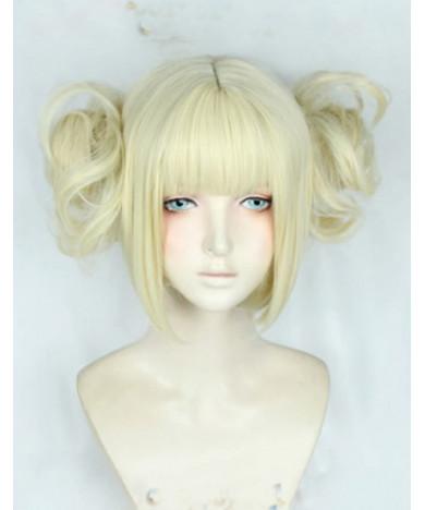 Boku no Hero Academia Himiko Toga Bnha Cosplay Hair Wig