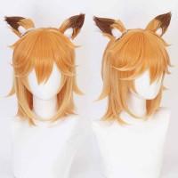 Sewayaki Kitsune no Senko-san Orange Cosplay Wig