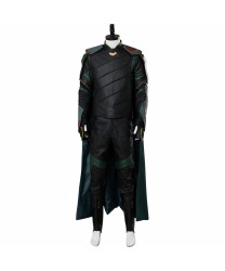 The Avengers Thor 3 Ragnarok Loki Outfit Cosplay Costume