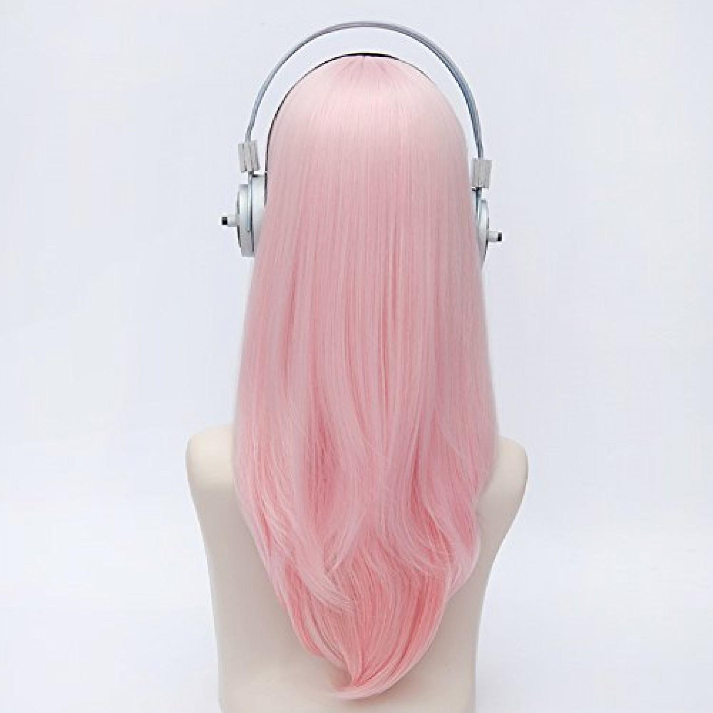 Super Sonico Super Sonico Heat Resistant Fiber Anime Styled Cosplay Wig