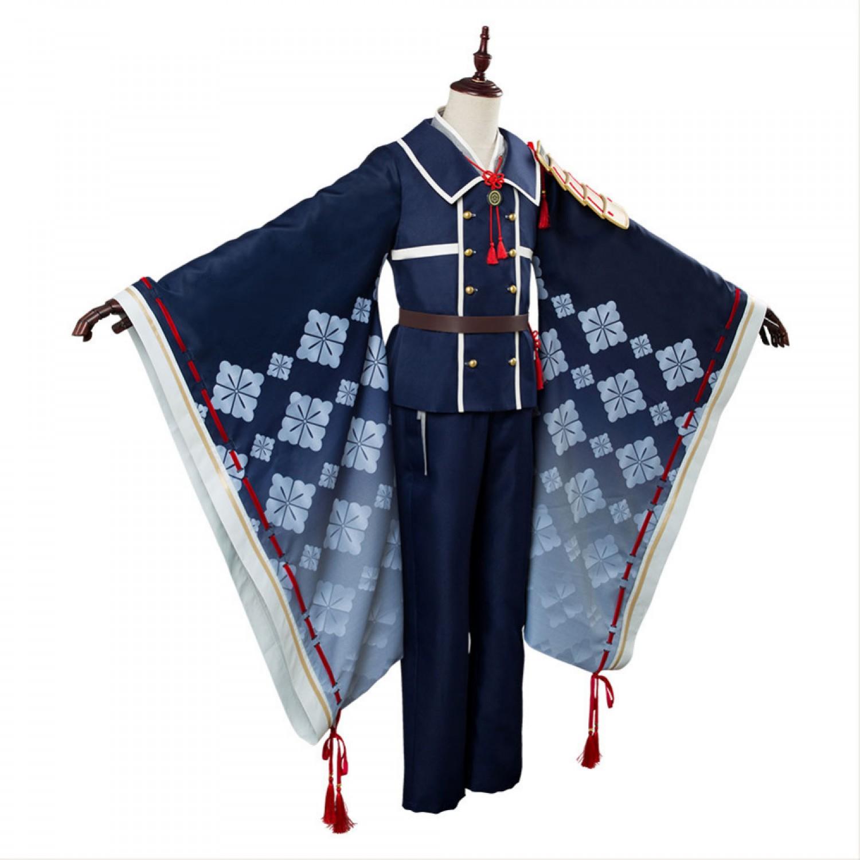Cosplay Costume for Touken Ranbu Hakusan Yoshimitsu Party Costume