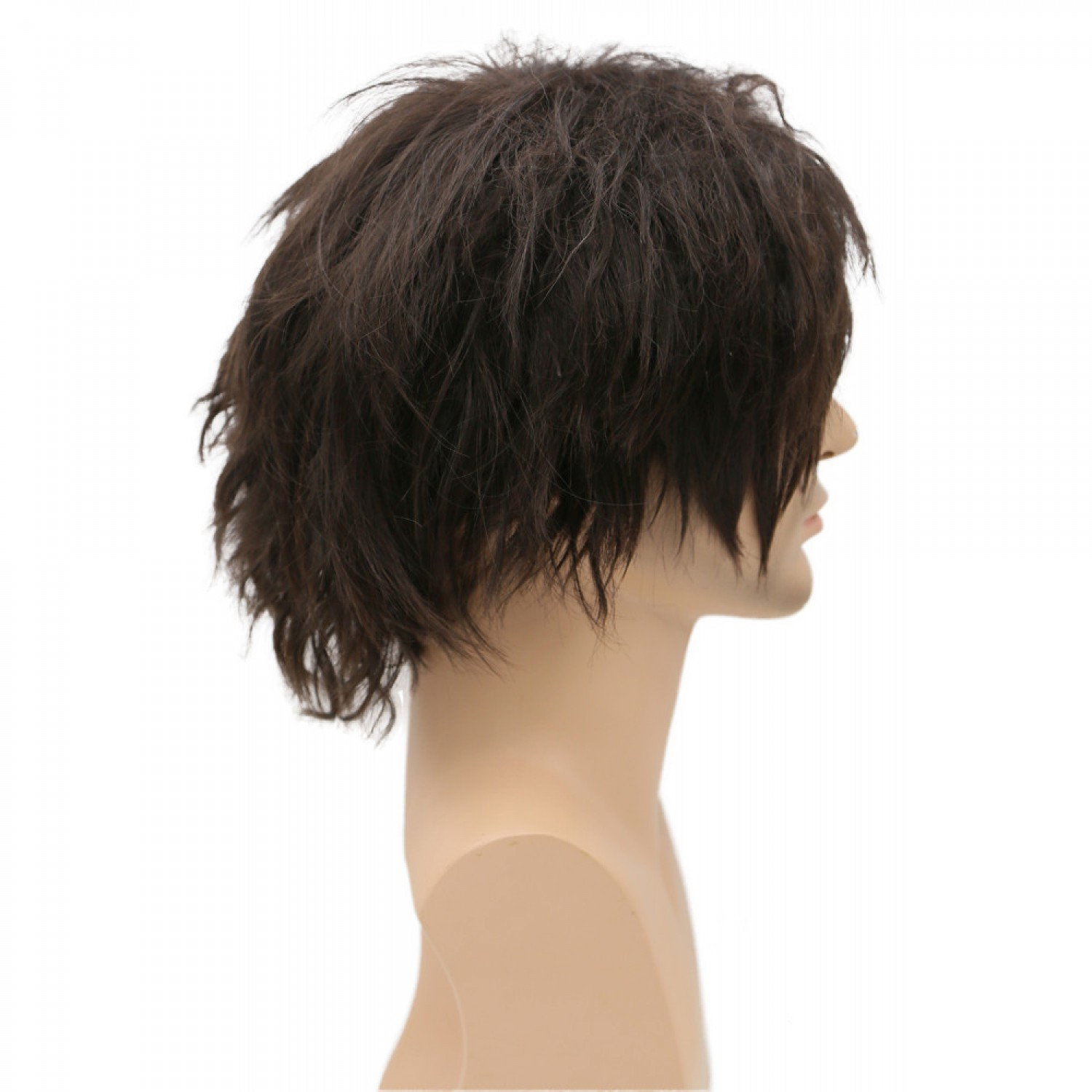 Daryl Wig The Walking Dead Cosplay TV Costume Accessories Wig Hair Halloween Party