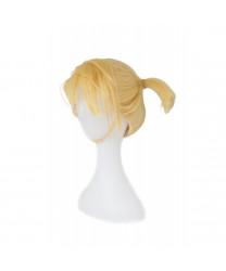Fortnite Cosplay Sarah Yellow Halloween Cosplay Wig
