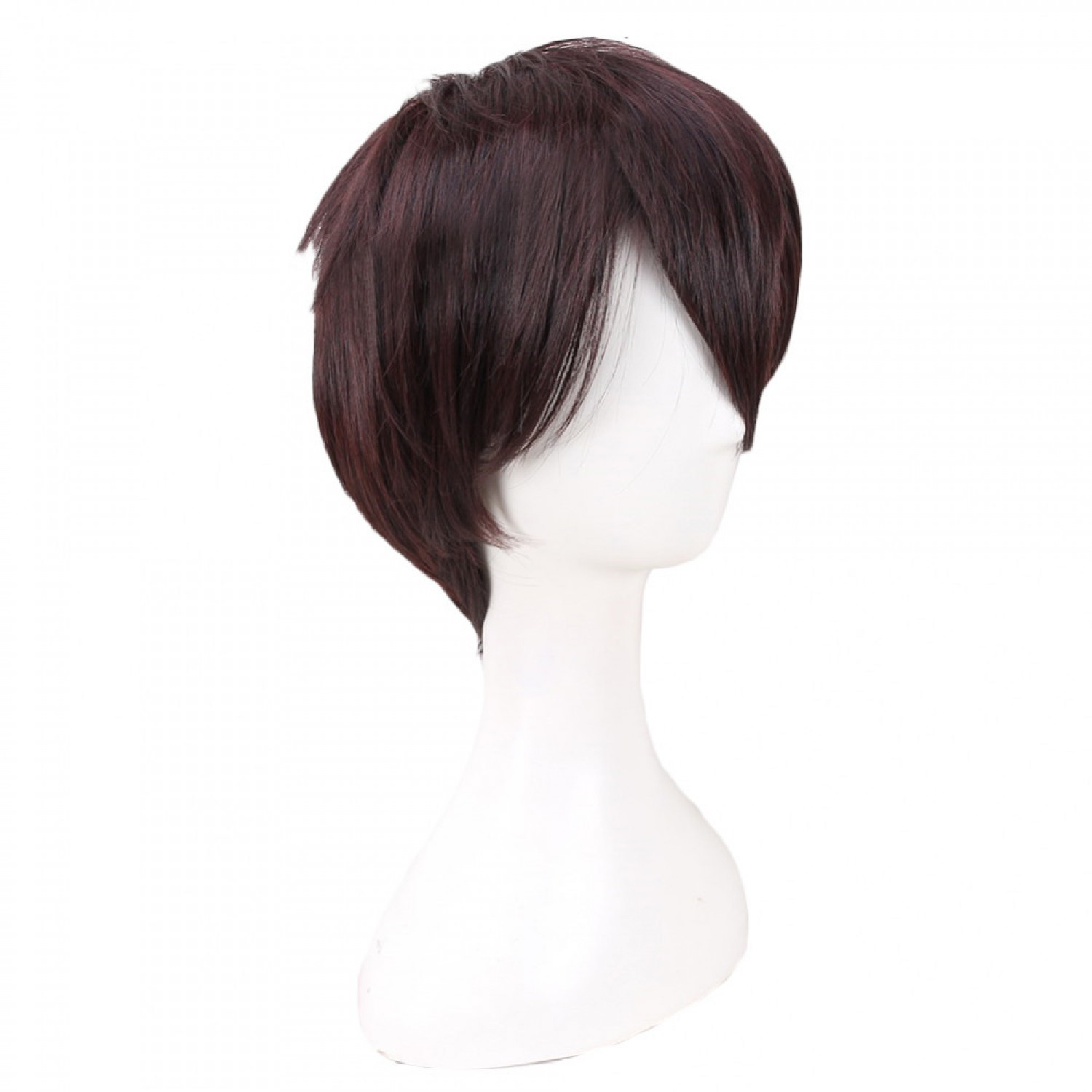 Cosplay Over The Garden Wall Wirt Brown Halloween Wig Cosplay Accessory