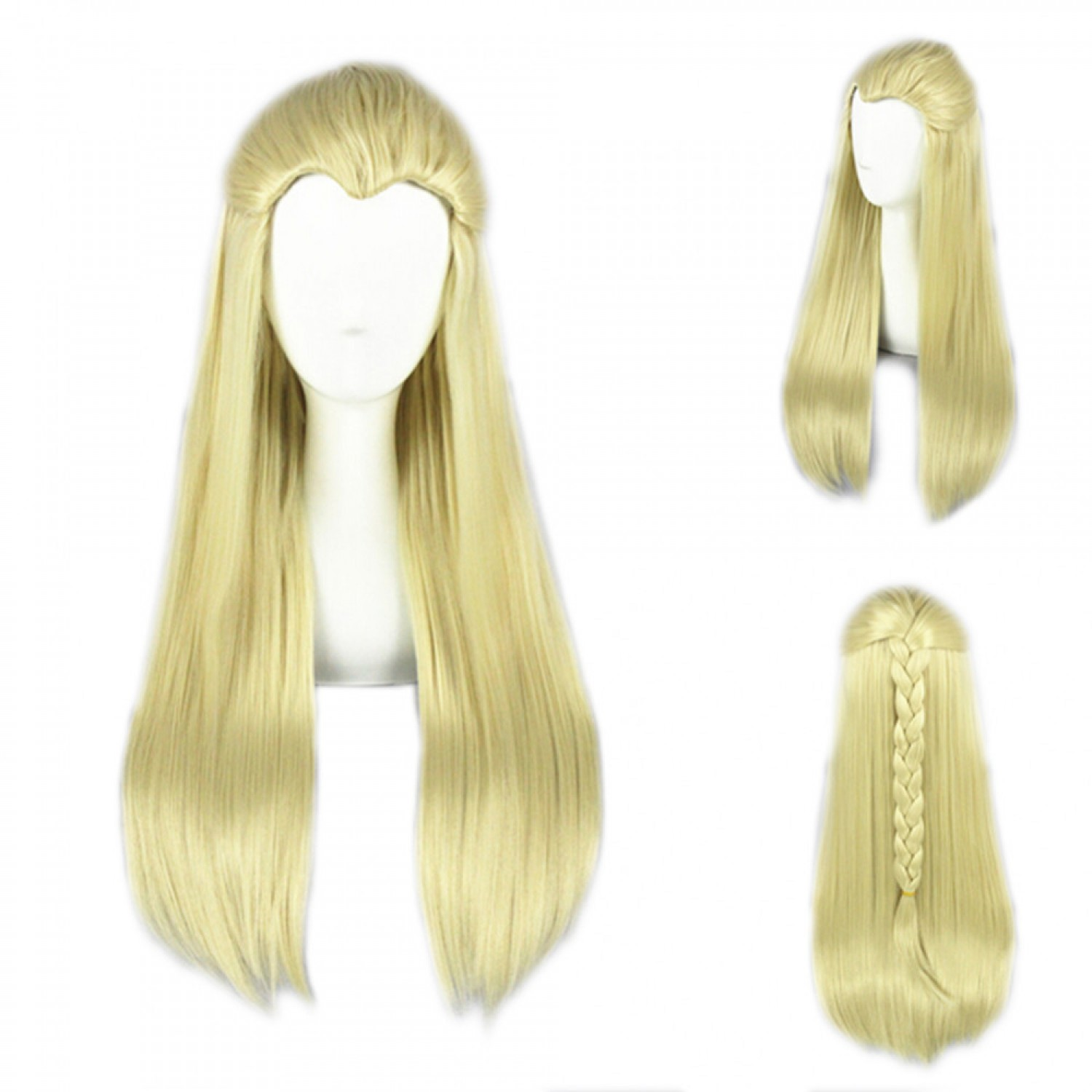 Thranduil Wig The Hobbit Thranduil Cosplay Hair Wig