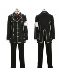 Vampire Knight Cross Academy Day Class Boy Cosplay Uniform
