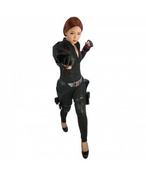 Avenger Endgame Black Widow Cosplay Costume