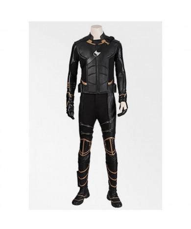 Avengers Endgame Hawkeye Costume Adult Cosplay Costume