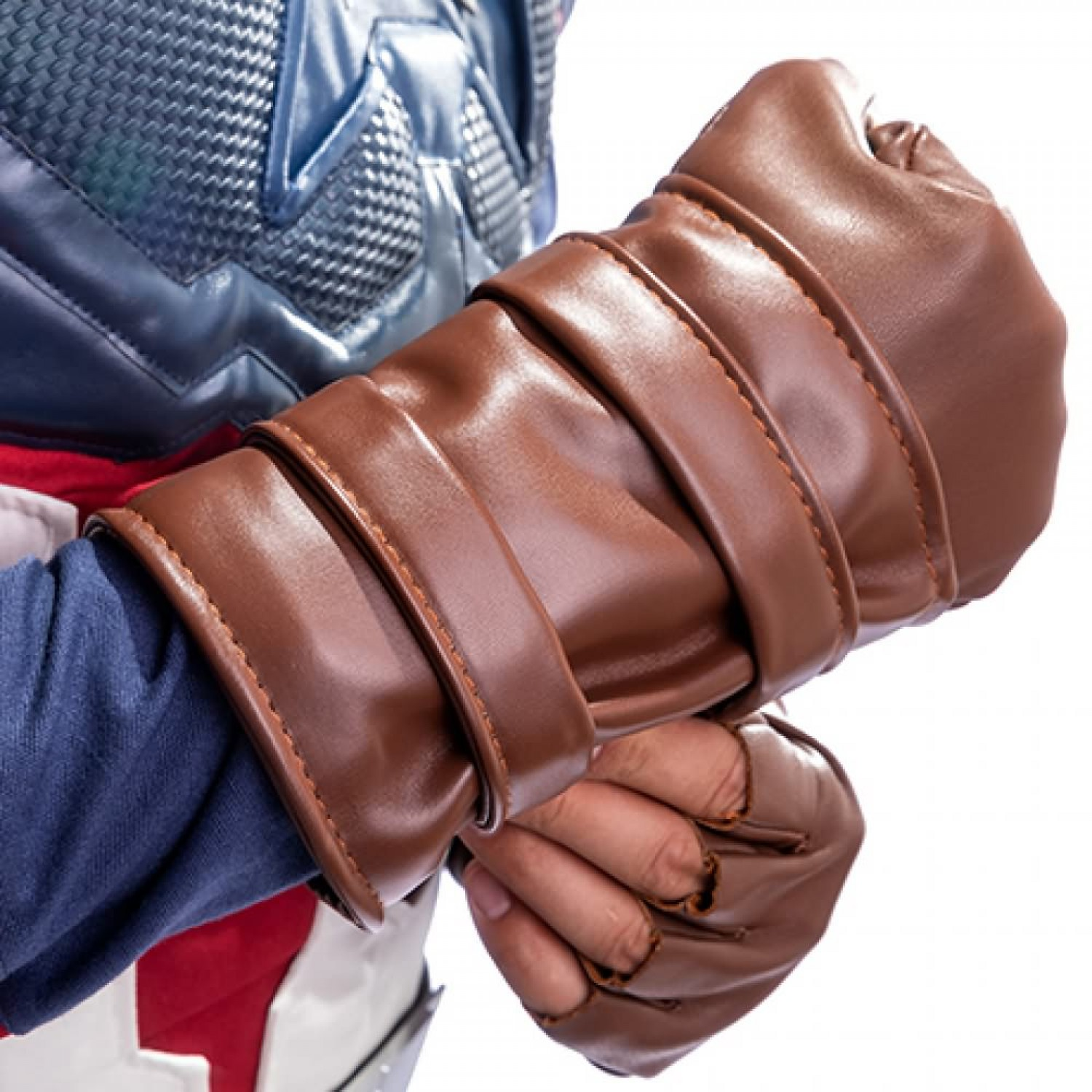 Avengers Endgame Captain America Cosplay Costume