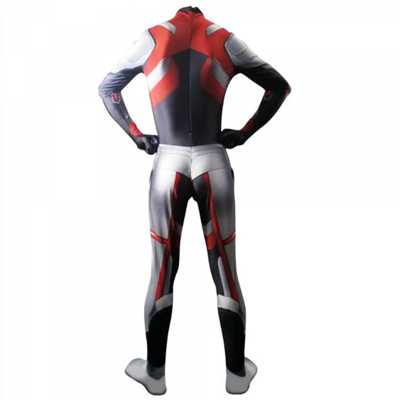 Avengers Endgame Quantum Combat Cosplay Costume