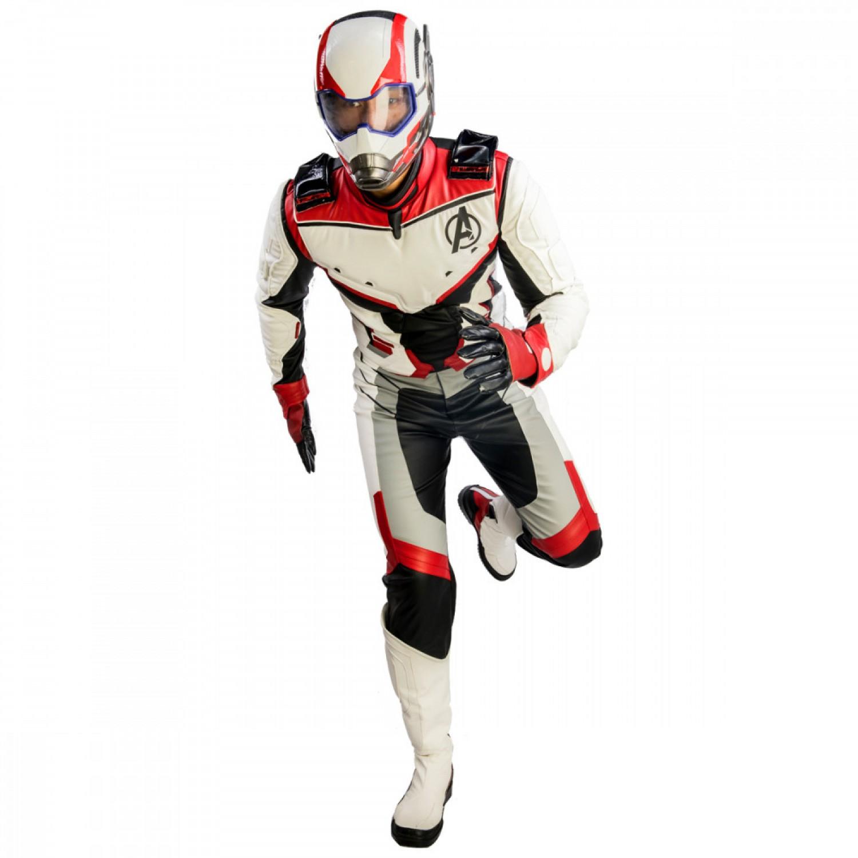 Avengers Endgame Quantum Suit Cosplay Costume