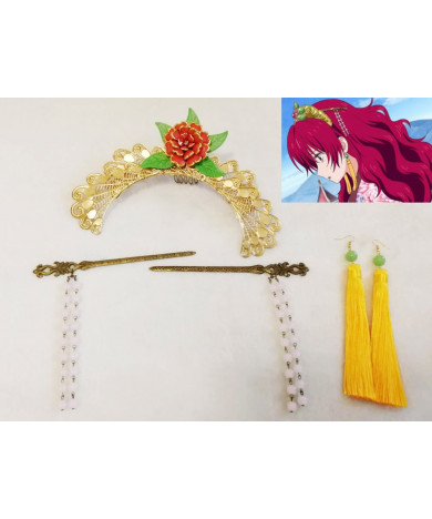 Akatsuki no Yona Yona Hair accessories