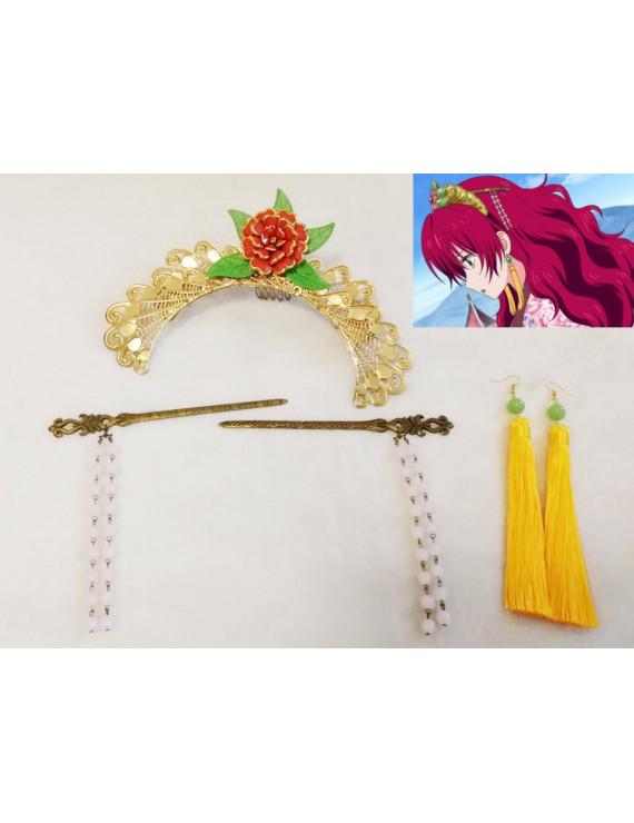 Akatsuki no Yona Yona Hair accessories