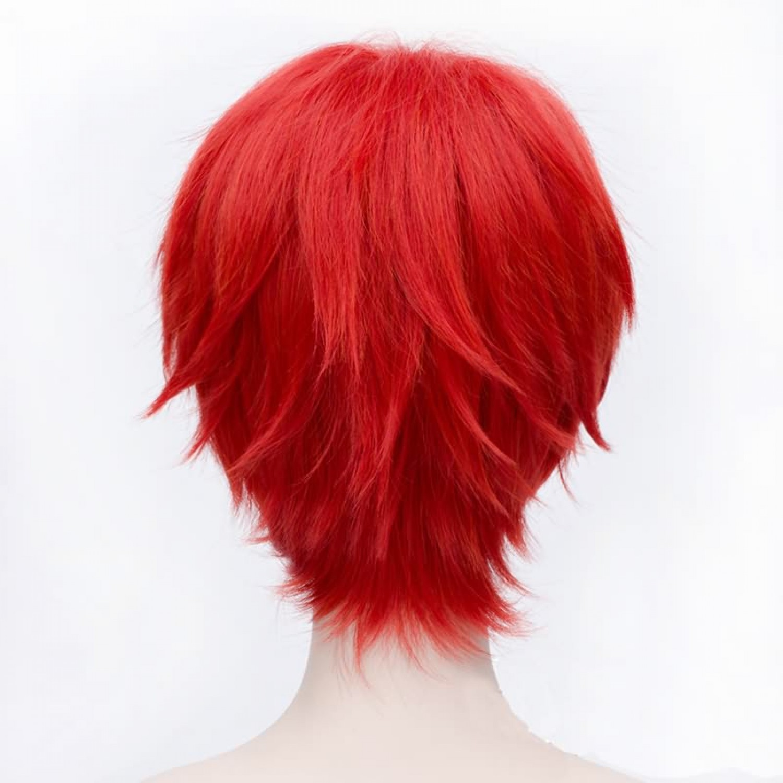 Assassination Classroom Akabane Karuma Cosplay Wig