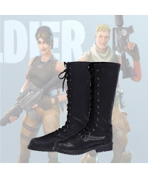 Fortnite Male Female Soldier Cosplay Shoes
