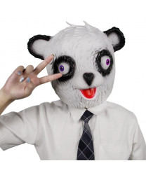 Fortnite P.A.N.D.A. Team Leader Resin Mask