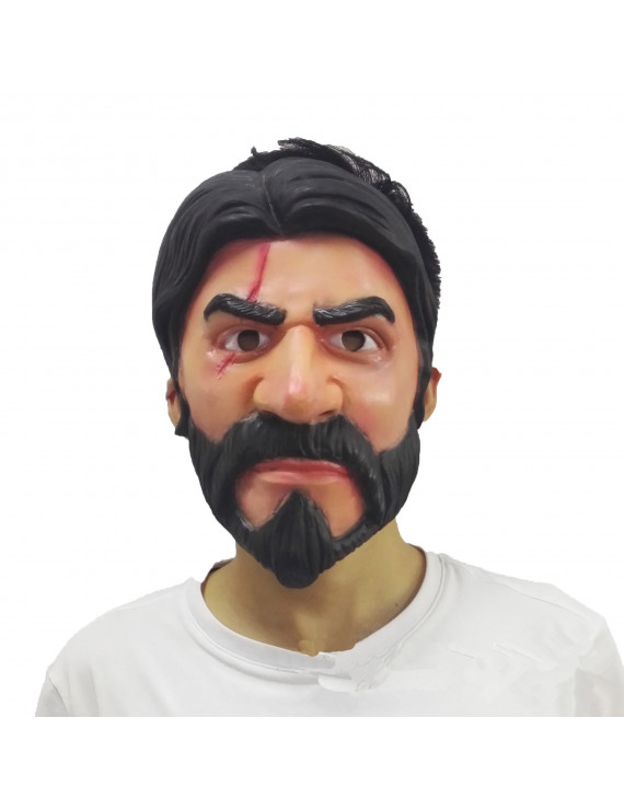 Fortnite The Reaper Latex mask Cosplay Accessories