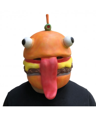 Fortnite Beef Boss Latex Mask