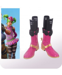 Fortnite Zoey Cosplay Shoes