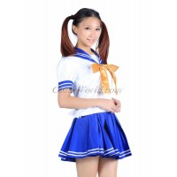 Luck Star Hiiragi Tsukasa Dress Cosplay Costume