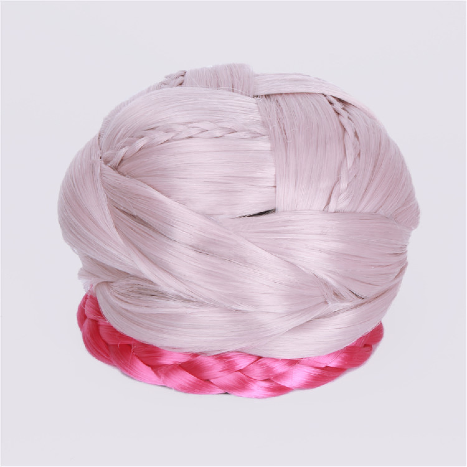 League of Legends LOL The Glory Of The King Short Pink Cosplay Wigs