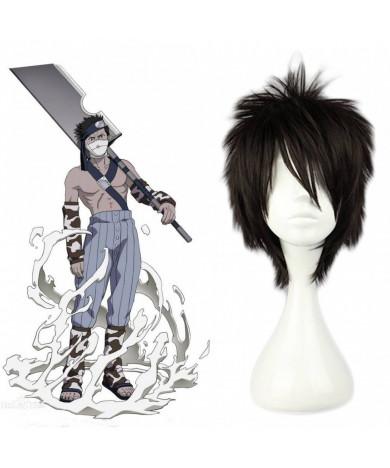 Naruto Momochi Zabuza Cosplay Wigs