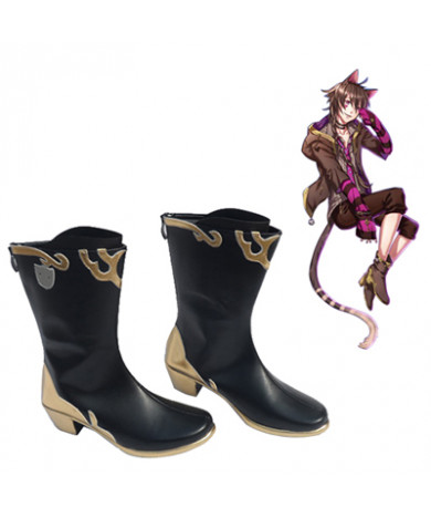 Cosplay Shoes 100 Sleeping Princes The Kingdom of Dreams Cheshire Cat