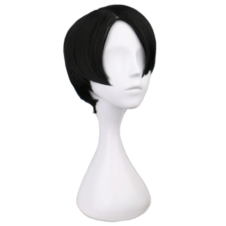 Attack on Titan Levi Ackerman Japan Anime Cosplay Wigs