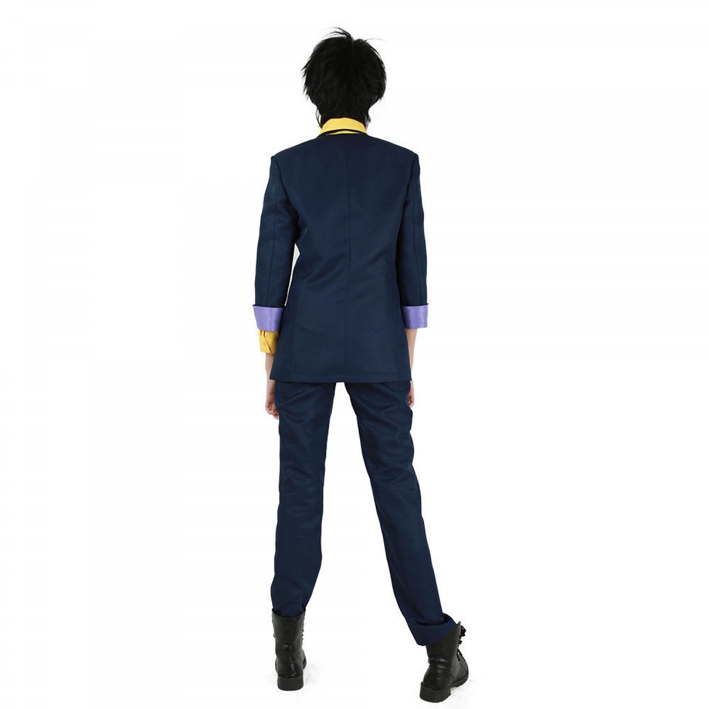 Cowboy Bebop Spike Spiegel Cosplay Costume Jacket Suit