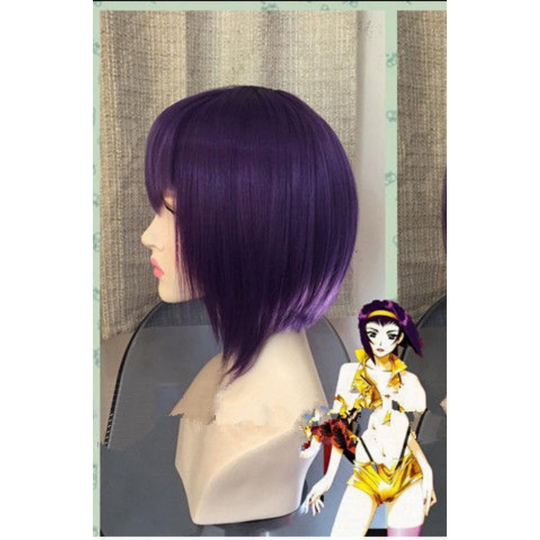 Cowboy Bebop Faye Valentine Cosplay Anime Full Wig