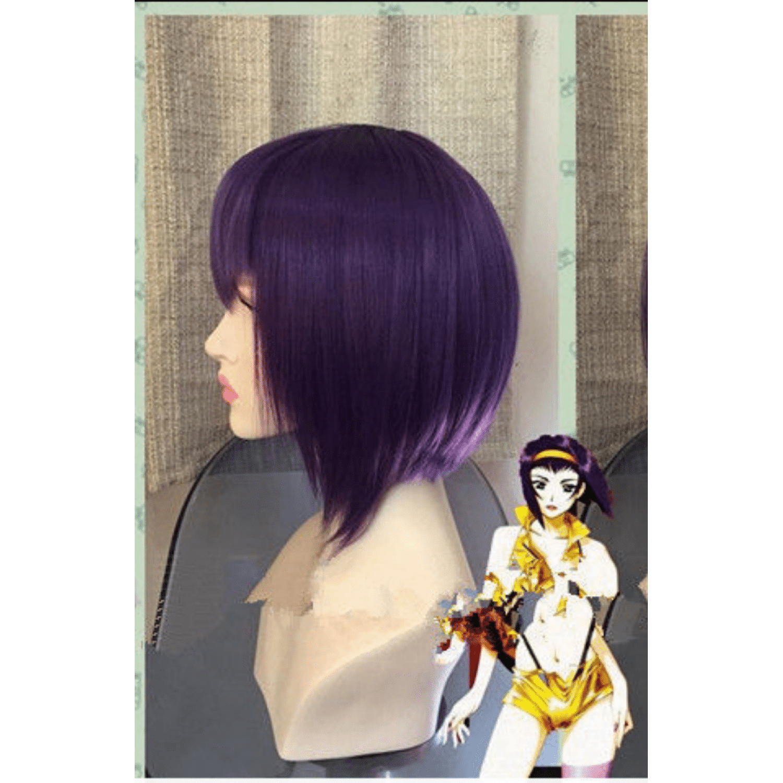 Cowboy Bebop Faye Valentine Anime Cosplay Wig
