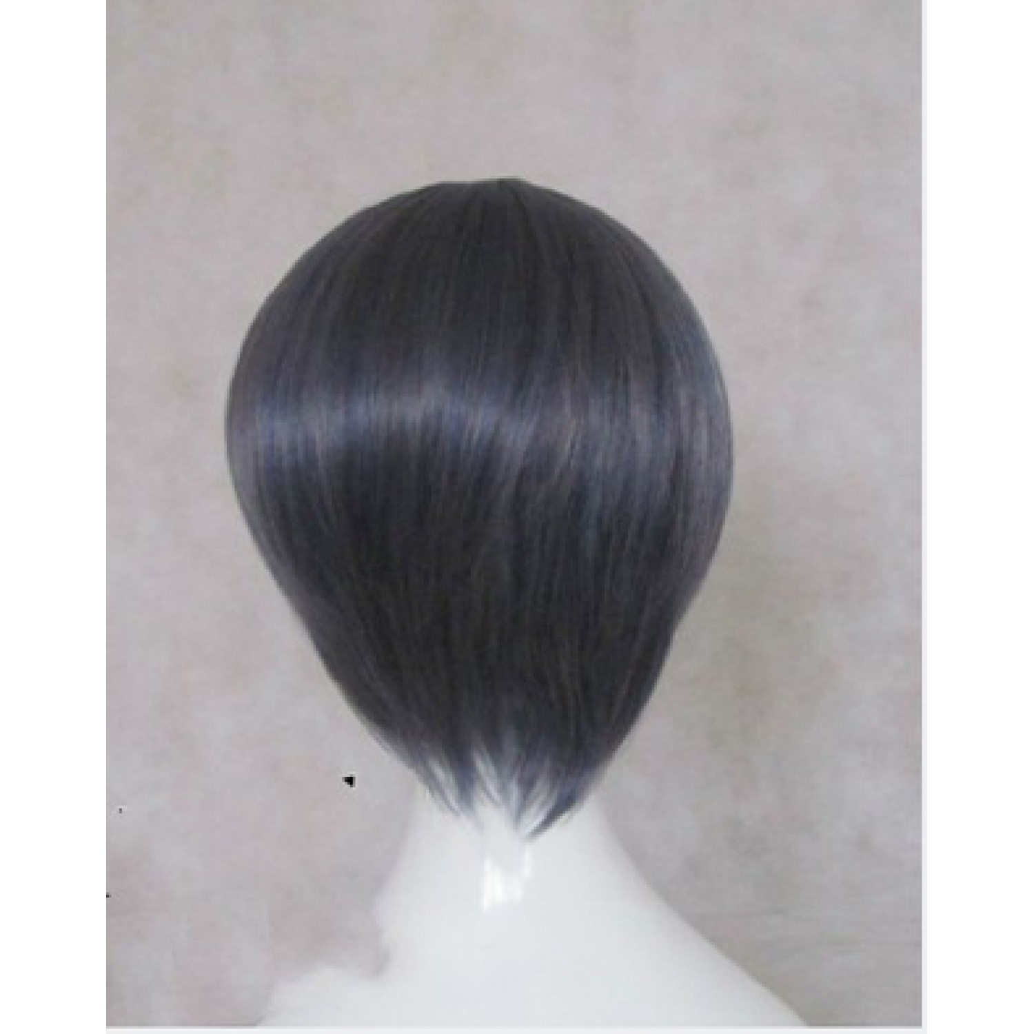 Black Butler Ciel Phantomhive Short Blue Grey Cosplay Wig