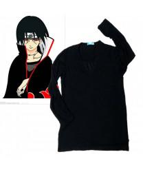 Naruto Akatsuki Uchiha Itachi Net clothes T-Shirt Cosplay Costumes