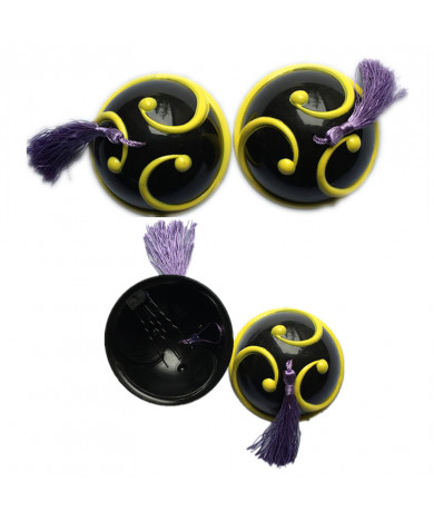 Gintama Kagura Hair Ornaments Cosplay Props
