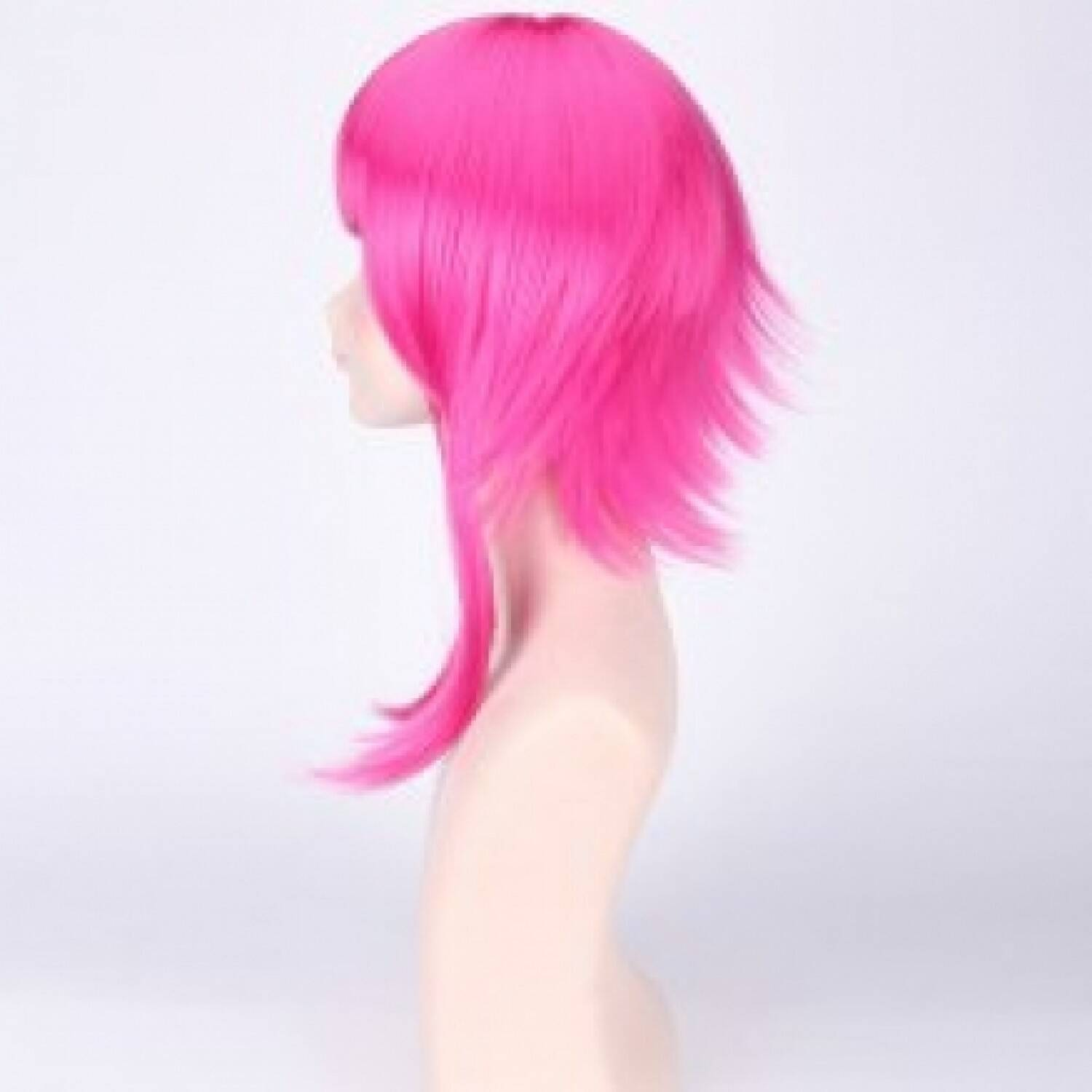 LOL League of Legends Annie Anti Alice Rose Long Cosplay Wig
