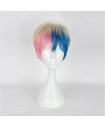 Suicide Squad Harley Quinn Short Straight Anime Cosplay Wig