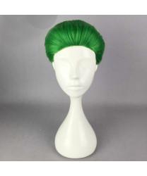 Suicide Squad Joker Jared Leto Green Short Cosplay Wig