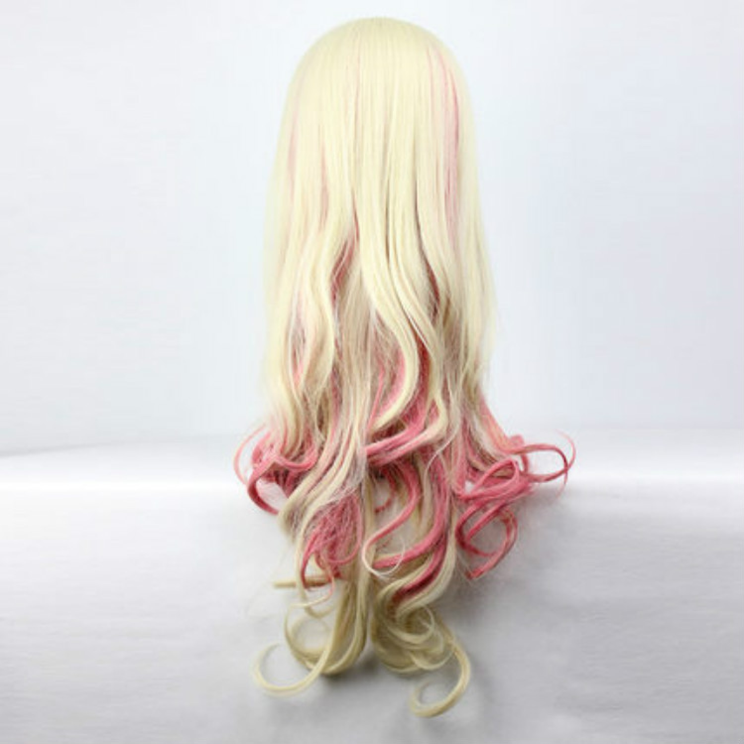 Macross Delta Sheryl Nome Anime Cosplay Wig