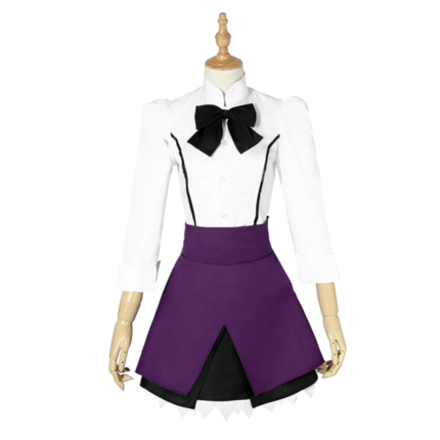 The Garden Of Sinners Asagami Fujino Cosplay Cosume Dress
