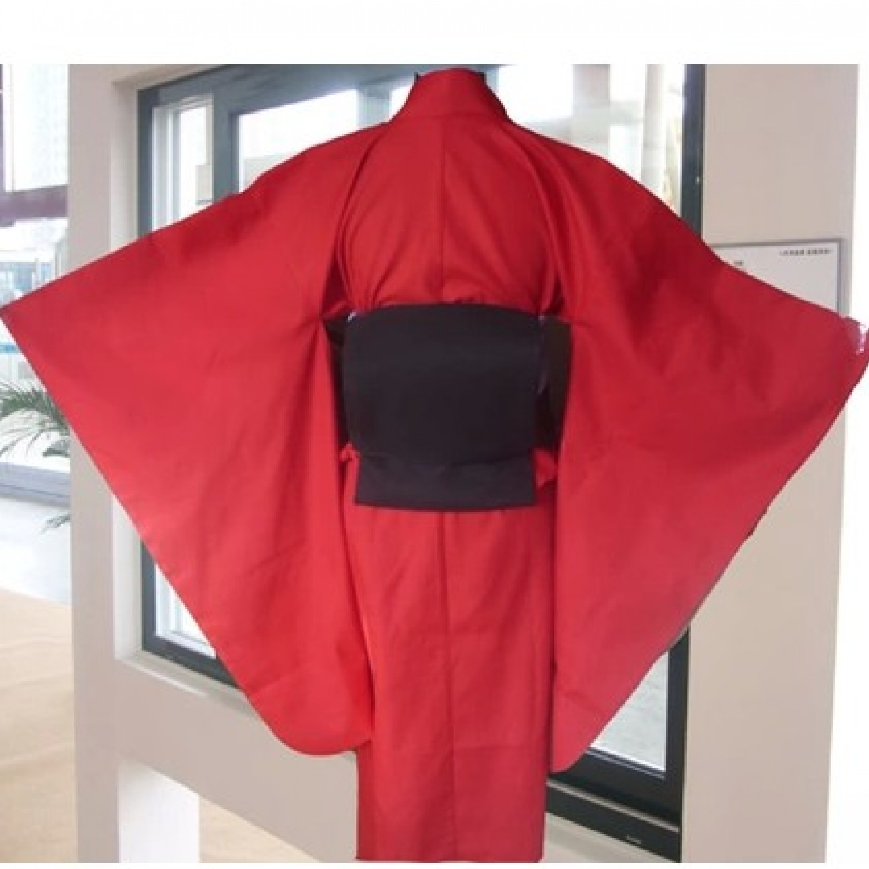 The Garden Of Sinners Ryougi Shiki kimono Cosplay Costume