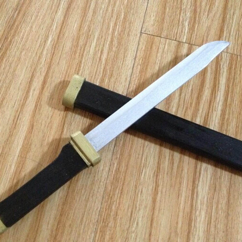 The Garden Of Sinners Ryougi Shiki Wood Cosplay Sword