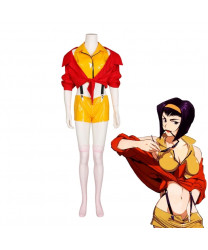 Cowboy Bebop Faye Valentine Anime Cosplay Costume