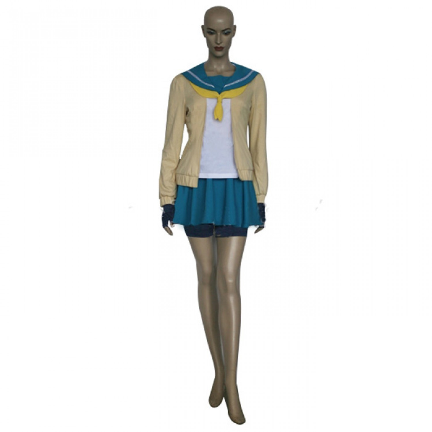 Air Gear Ringo Noyamano Cosplay Costumes Sailor Suits