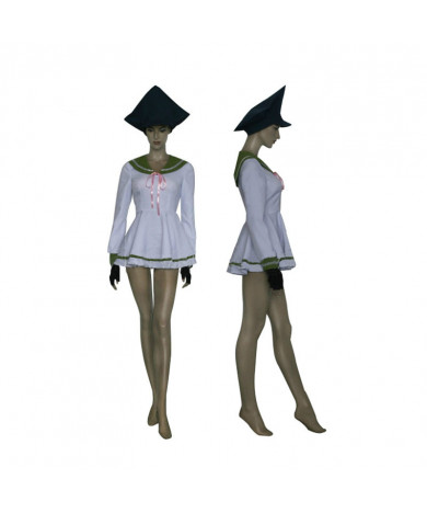 Air Gear Watalidaoli Simca Dress Cosplay Costume