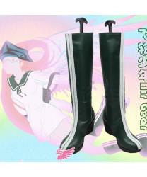 Air Gear Watalidaoli Simca Long Cosplay Boots