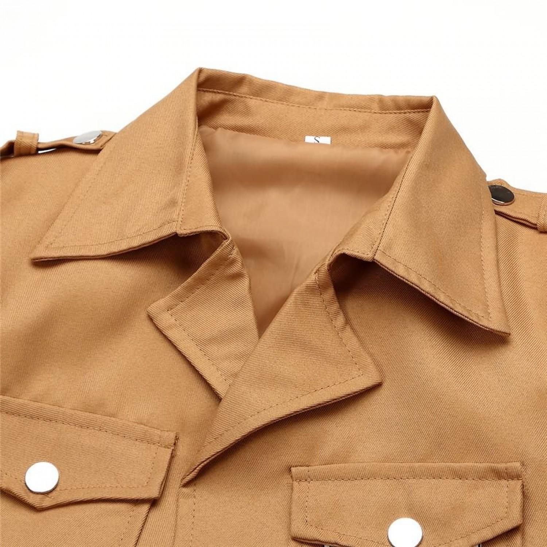Attack on Titan jacket Shingeki no Kyojin jacket Legion Cosplay Costume