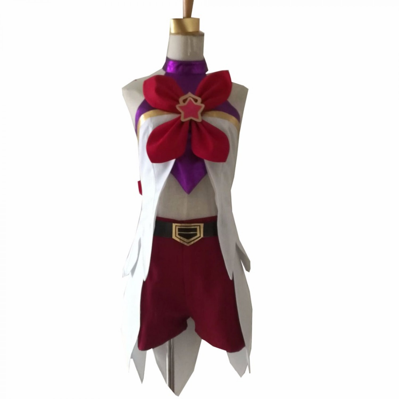 League of Legends LOL Star Guardian Jinx Star Guardian Cosplay Costumes