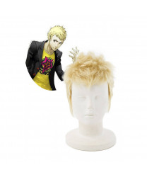 Persona 5 Ryuji Sakamoto Cosplay Wig