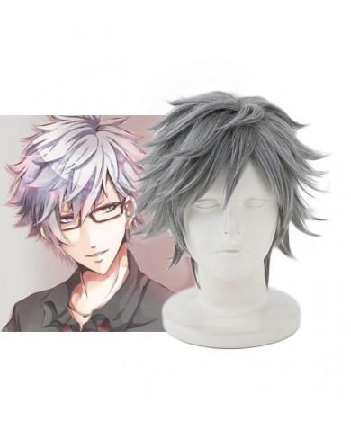 Uta no Prince-sama Kurosaki Ranmaru Cosplay Wig