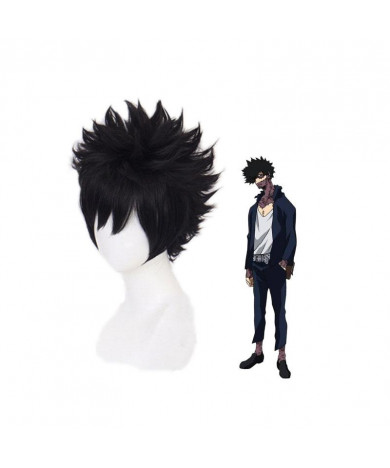 My Boku No Hero Academia Dabi Cosplay Wig